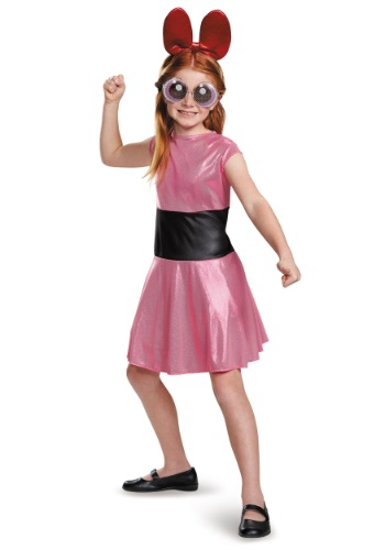 Powerpuff Girls Child Blossom Costume DI99183-L