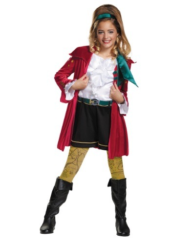 Descendants Girls CJ Deluxe Costume