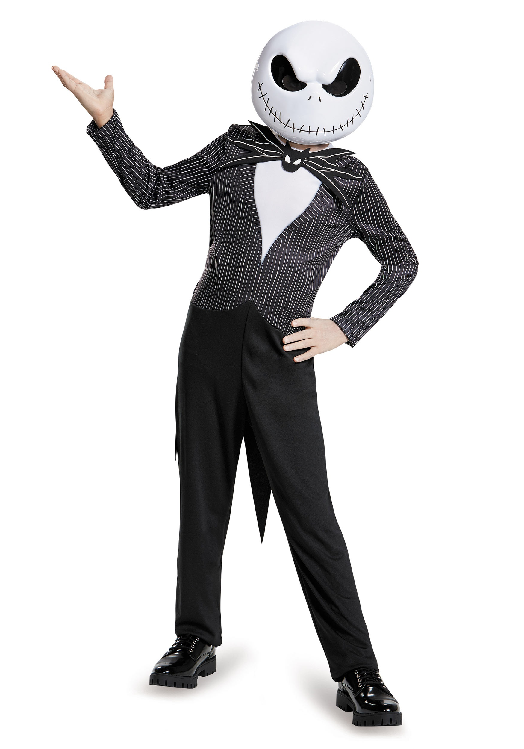 child jack skellington costume - Jack From Nightmare Before Christmas