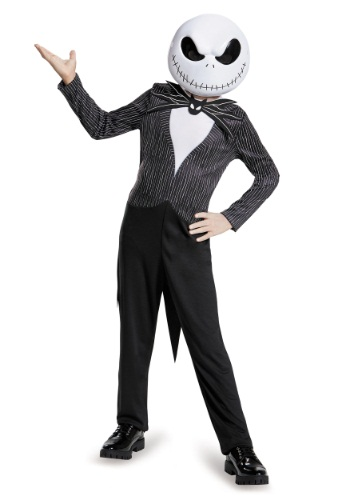 Click Here to buy Kids Jack Skellington Costume from HalloweenCostumes, USA Funds & Shipping