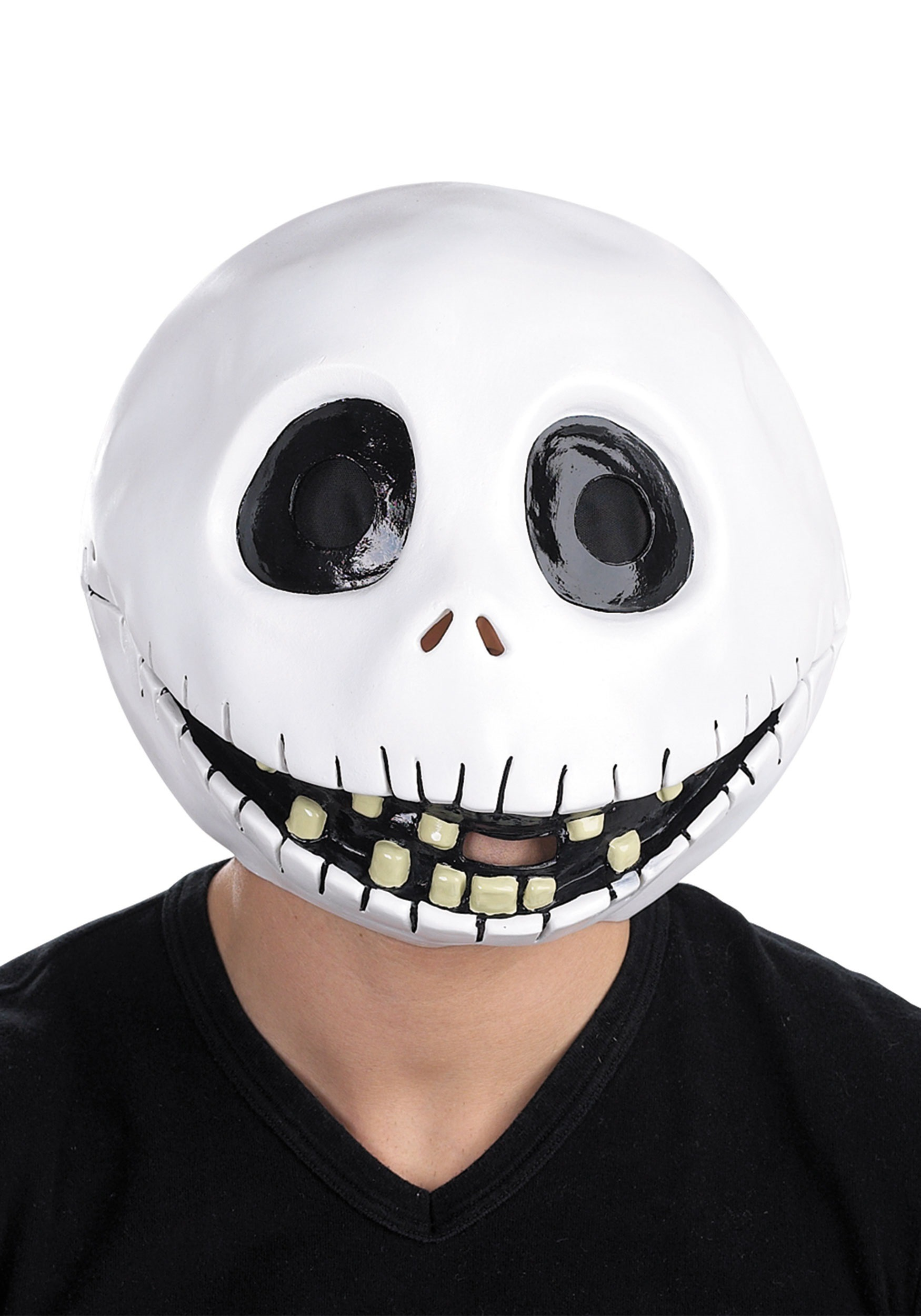 Christmas Decorations In The Home Adult Jack Skellington Mask