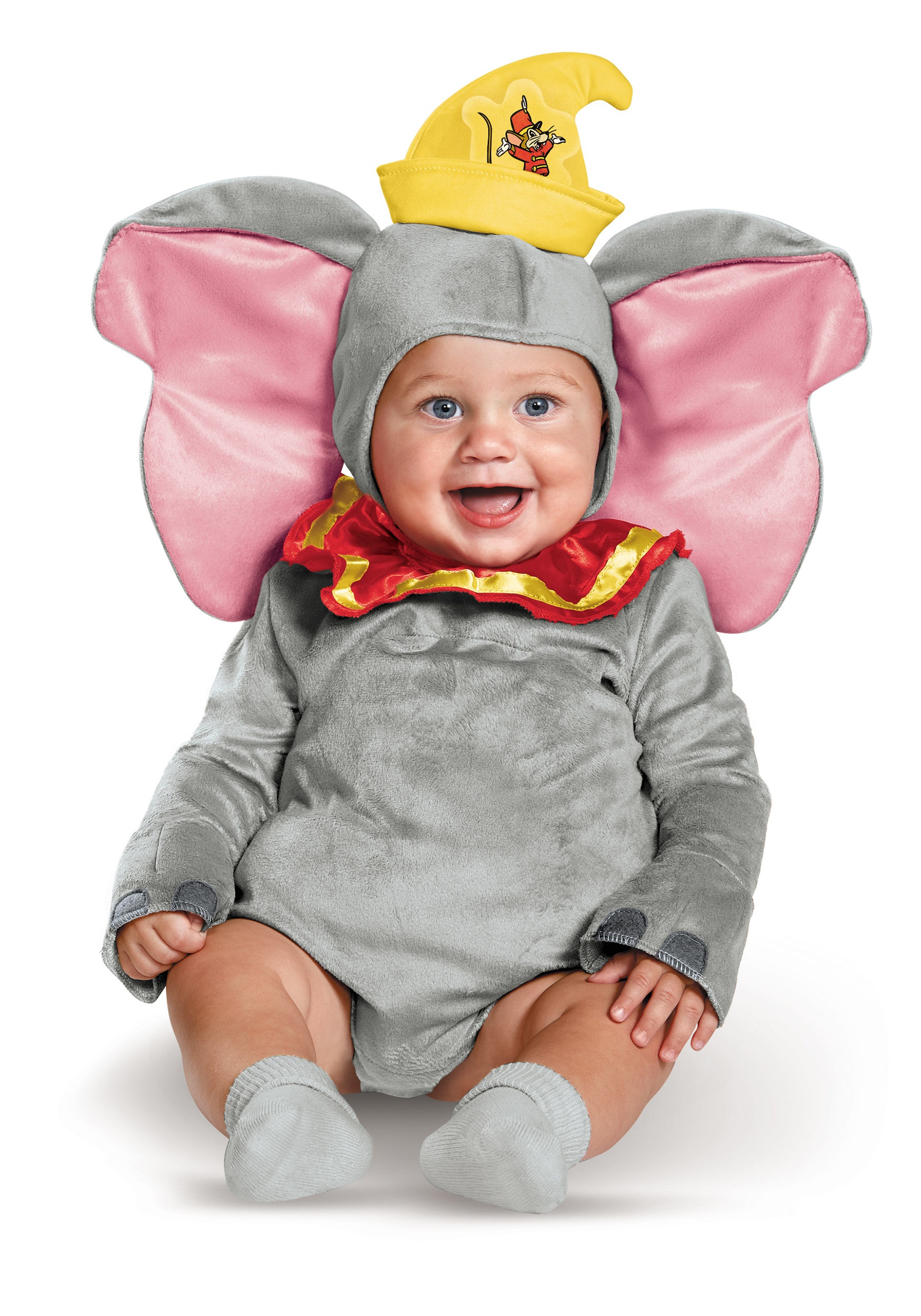 dumbo infant costume. Black Bedroom Furniture Sets. Home Design Ideas