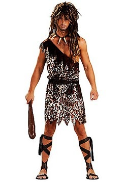 Caveman Costume Update
