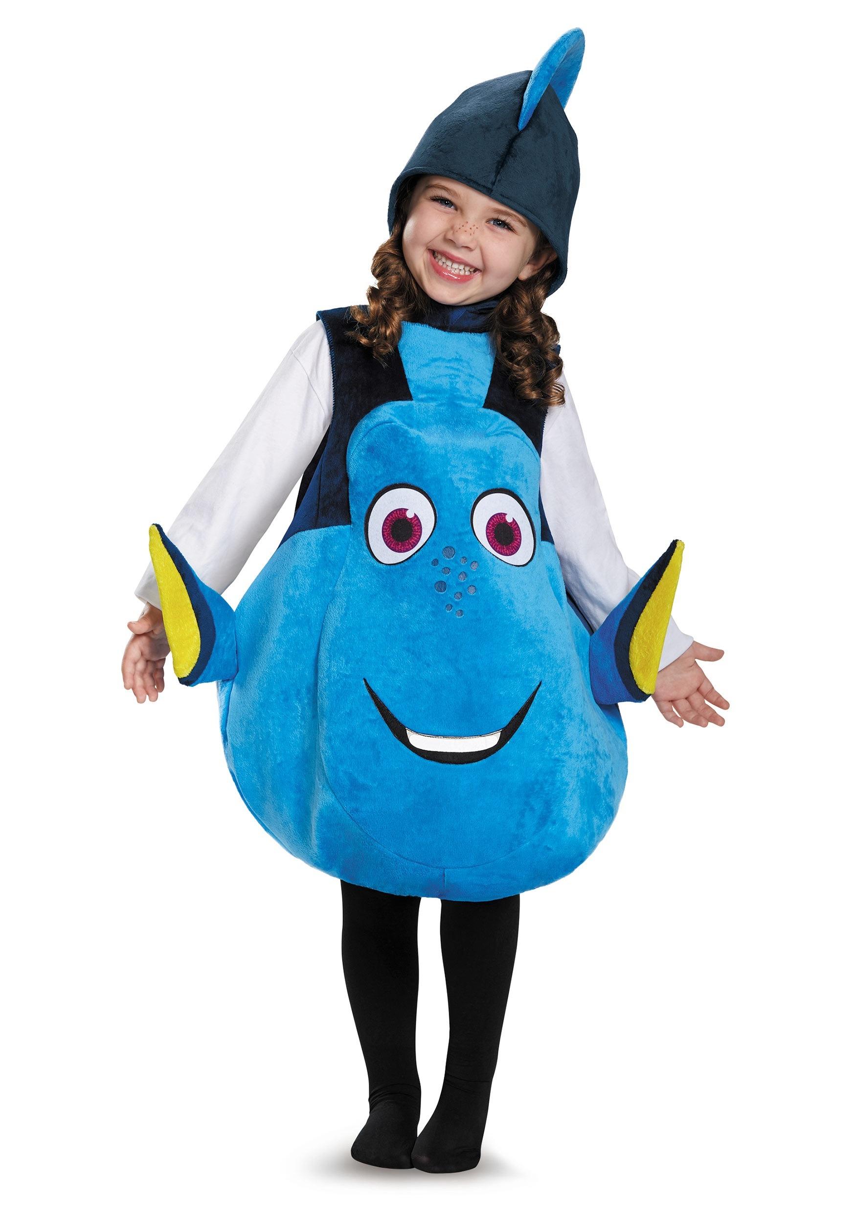 Child Deluxe Dory Costume DI10049