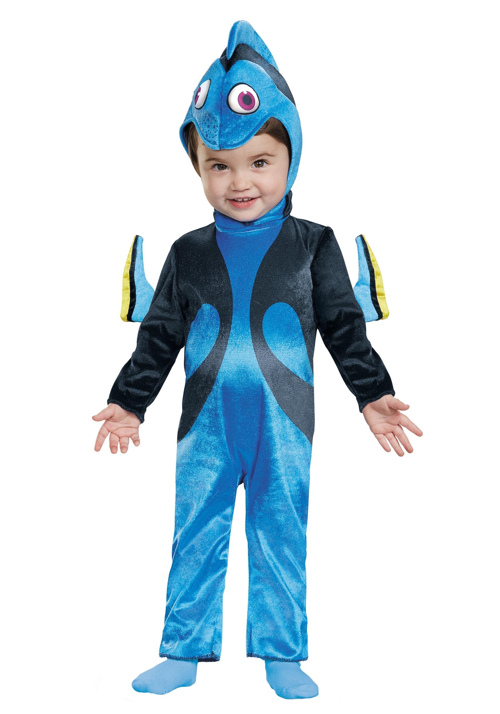 Infant Dory Costume