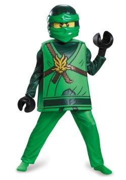 Deluxe Ninjago Lloyd Boys Costume