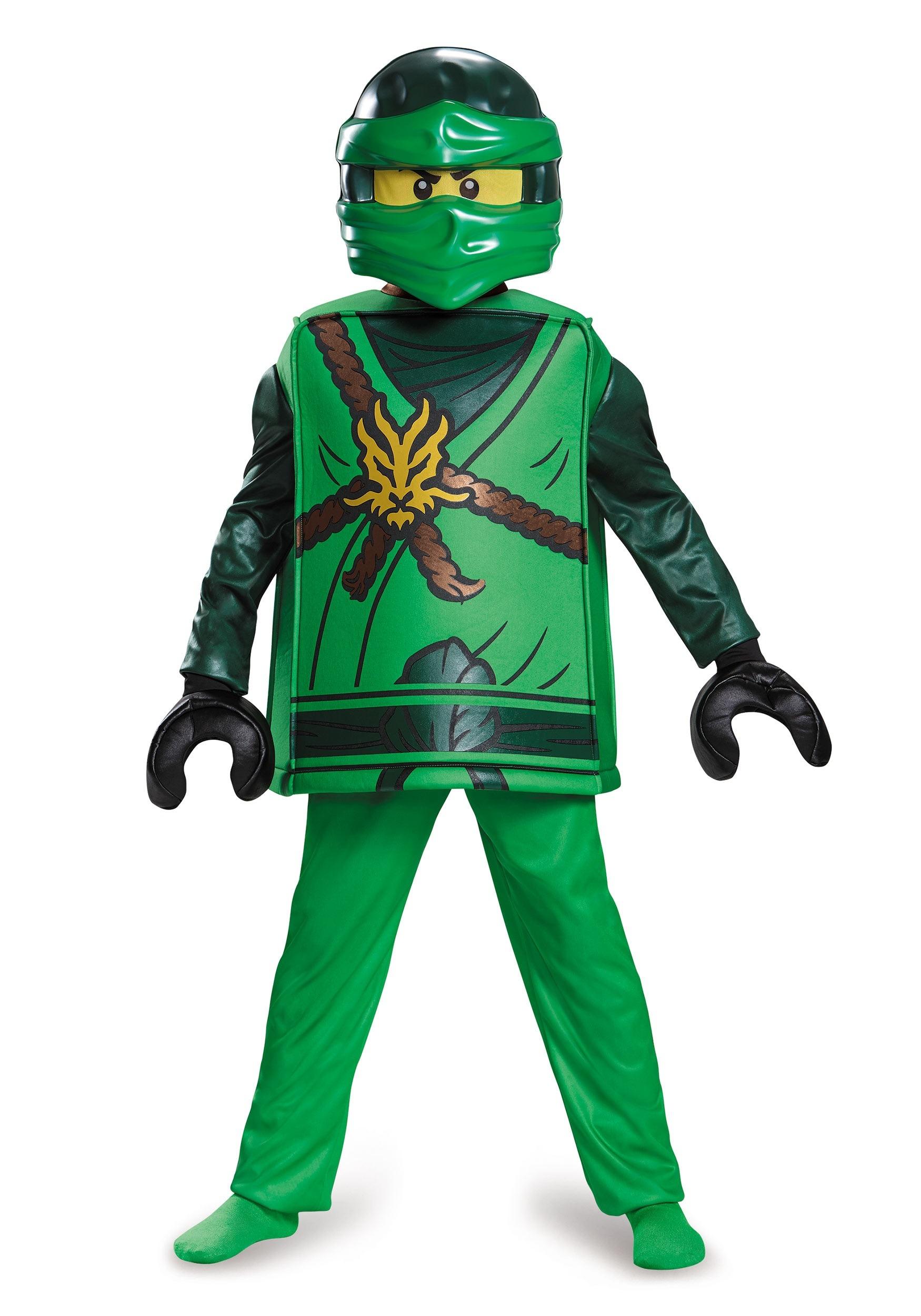Deluxe ninjago lloyd boys costume - Ninjago lloyd ...