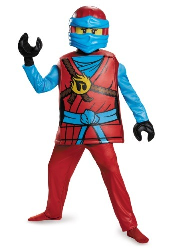 Click Here to buy Deluxe Ninjago Nya Girls Costume from HalloweenCostumes, USA Funds & Shipping