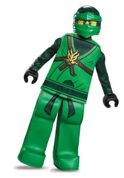 Prestige Ninjago Lloyd Boys Costume