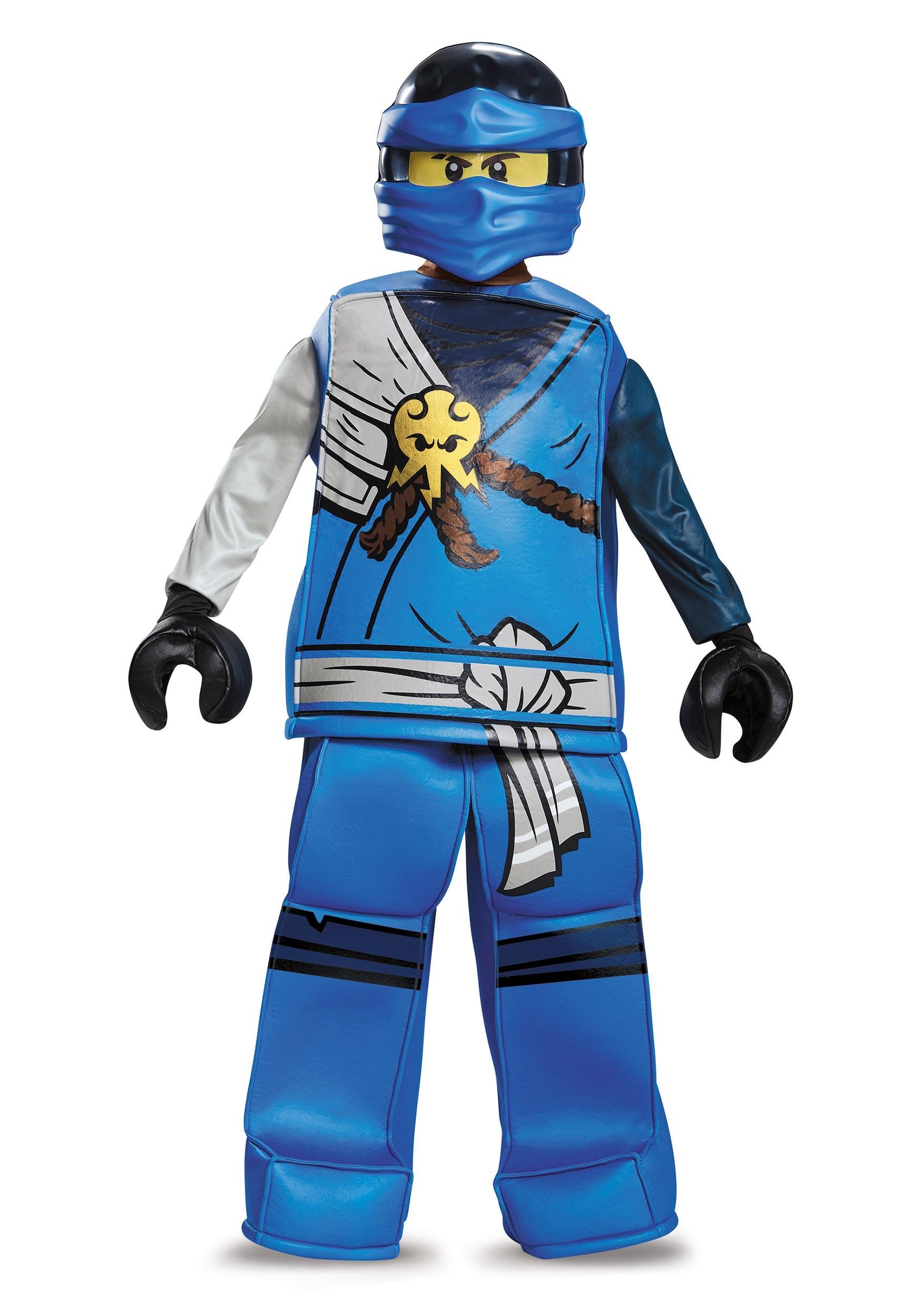 Prestige ninjago jay boys costume - Photo ninjago ...