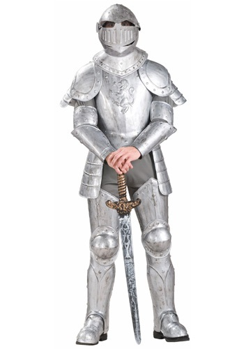 Click Here to buy Medieval Knight Costume from HalloweenCostumes, CDN Funds