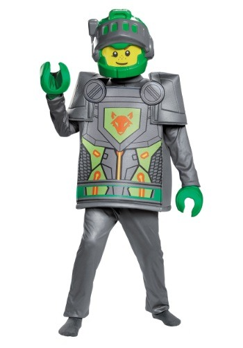 Click Here to buy Deluxe Nexo Knights Aaron Boys Costume from HalloweenCostumes, USA Funds & Shipping