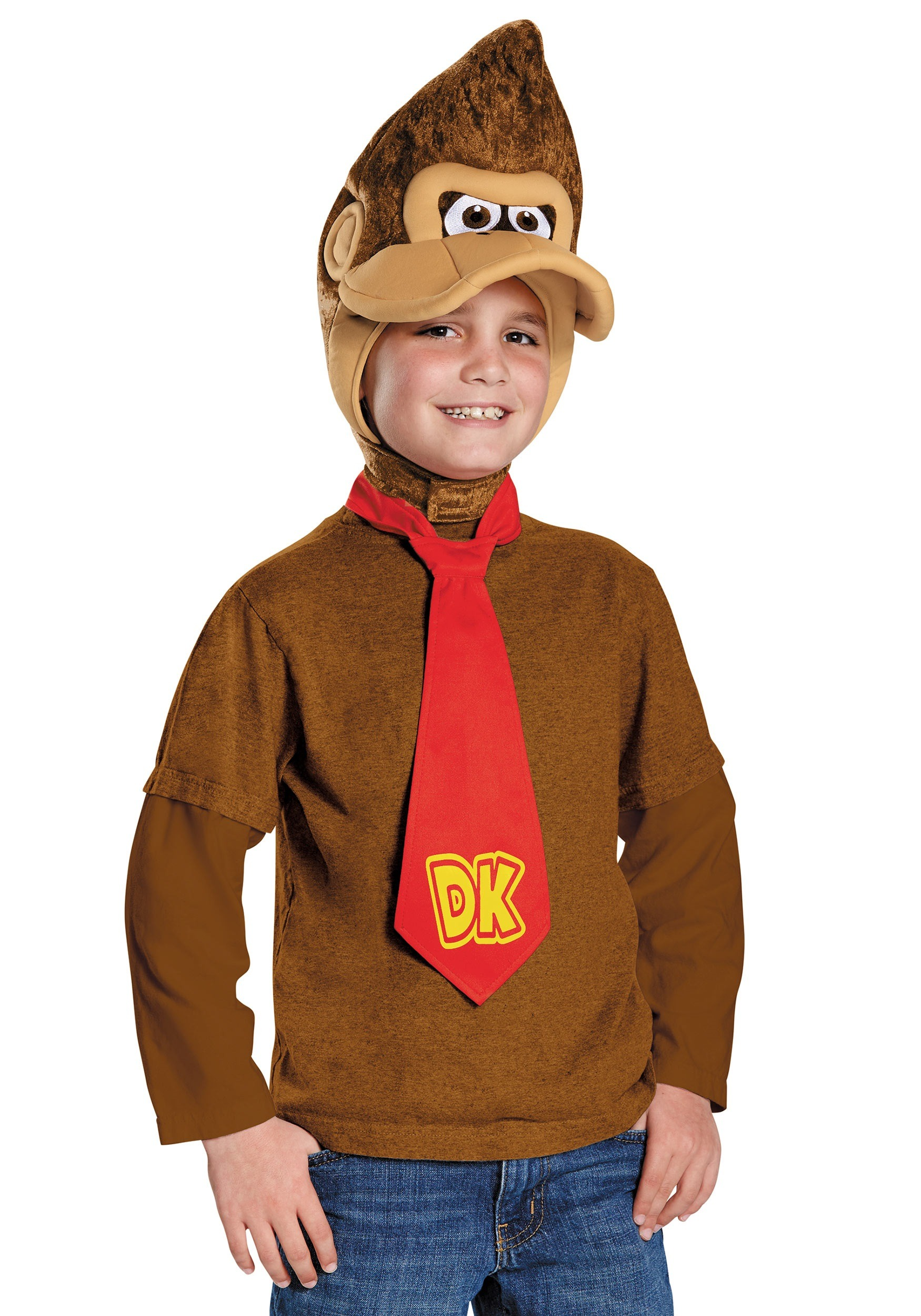 donkey kong child kit