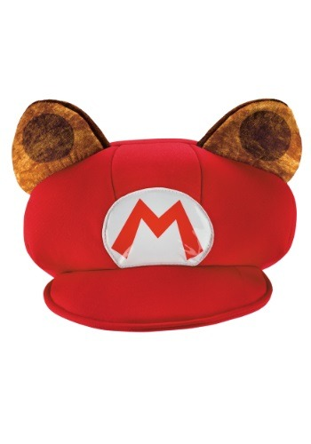 Click Here to buy Mario Raccoon Adult Hat from HalloweenCostumes, USA Funds & Shipping