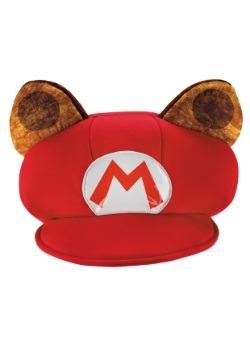 Mario Raccoon Adult Hat
