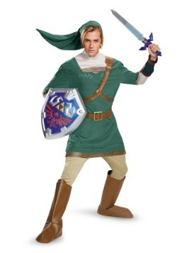 Adult Link Prestige Costume