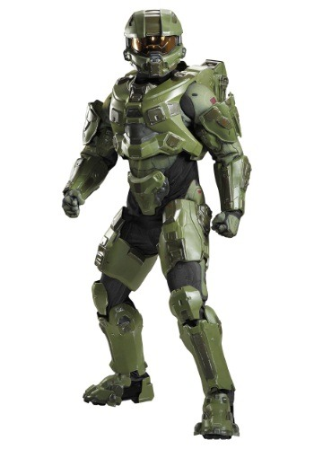 Click Here to buy Master Chief Ultra Prestige Adult Costume from HalloweenCostumes, CDN Funds