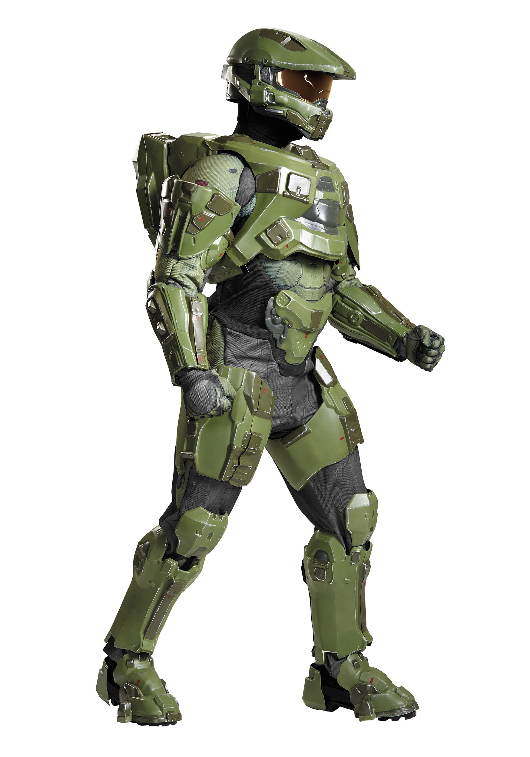 master chief ultra prestige adult costume. Black Bedroom Furniture Sets. Home Design Ideas
