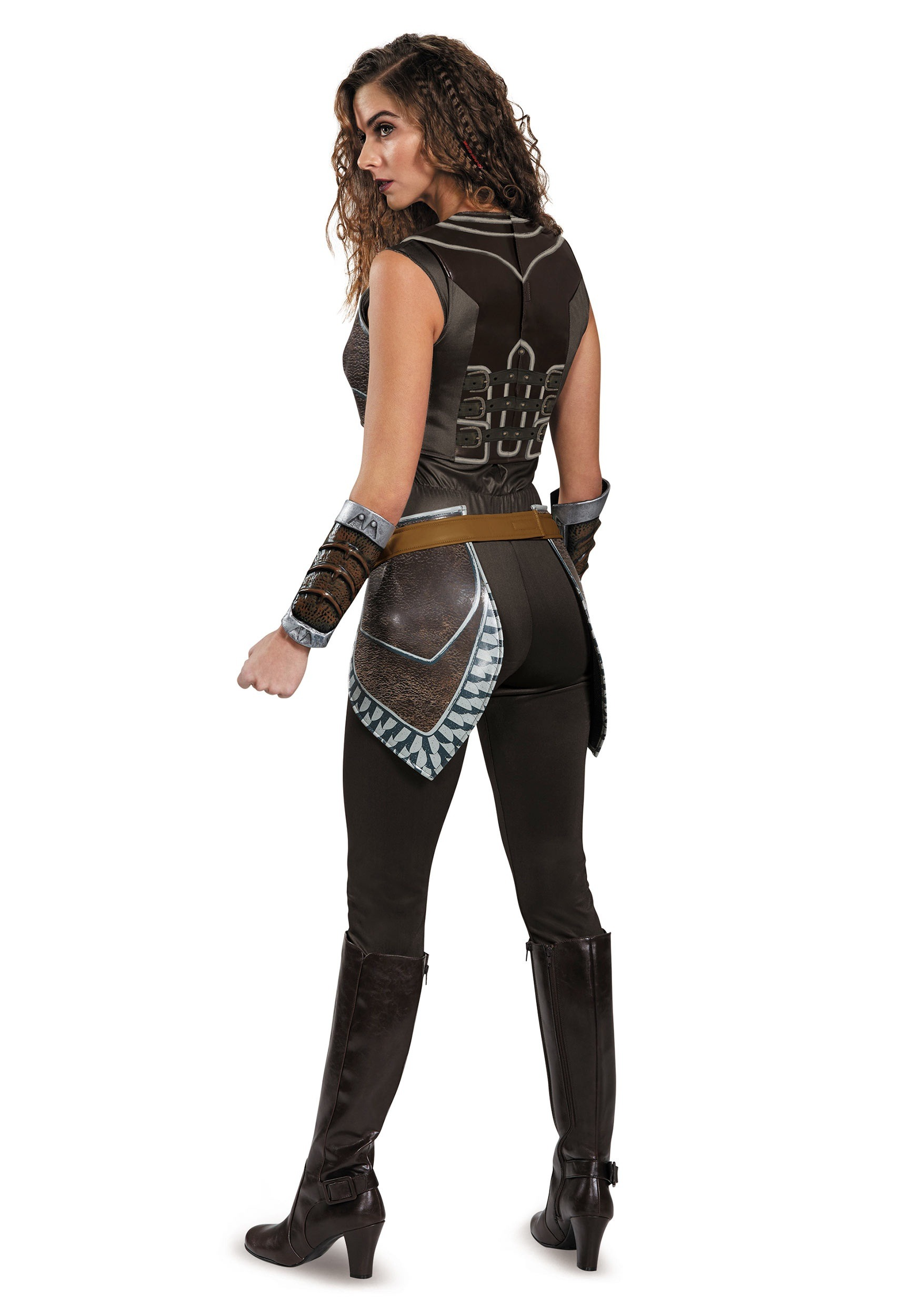 Halloween outdoor decorations pinterest - Adult Garona Deluxe Costume