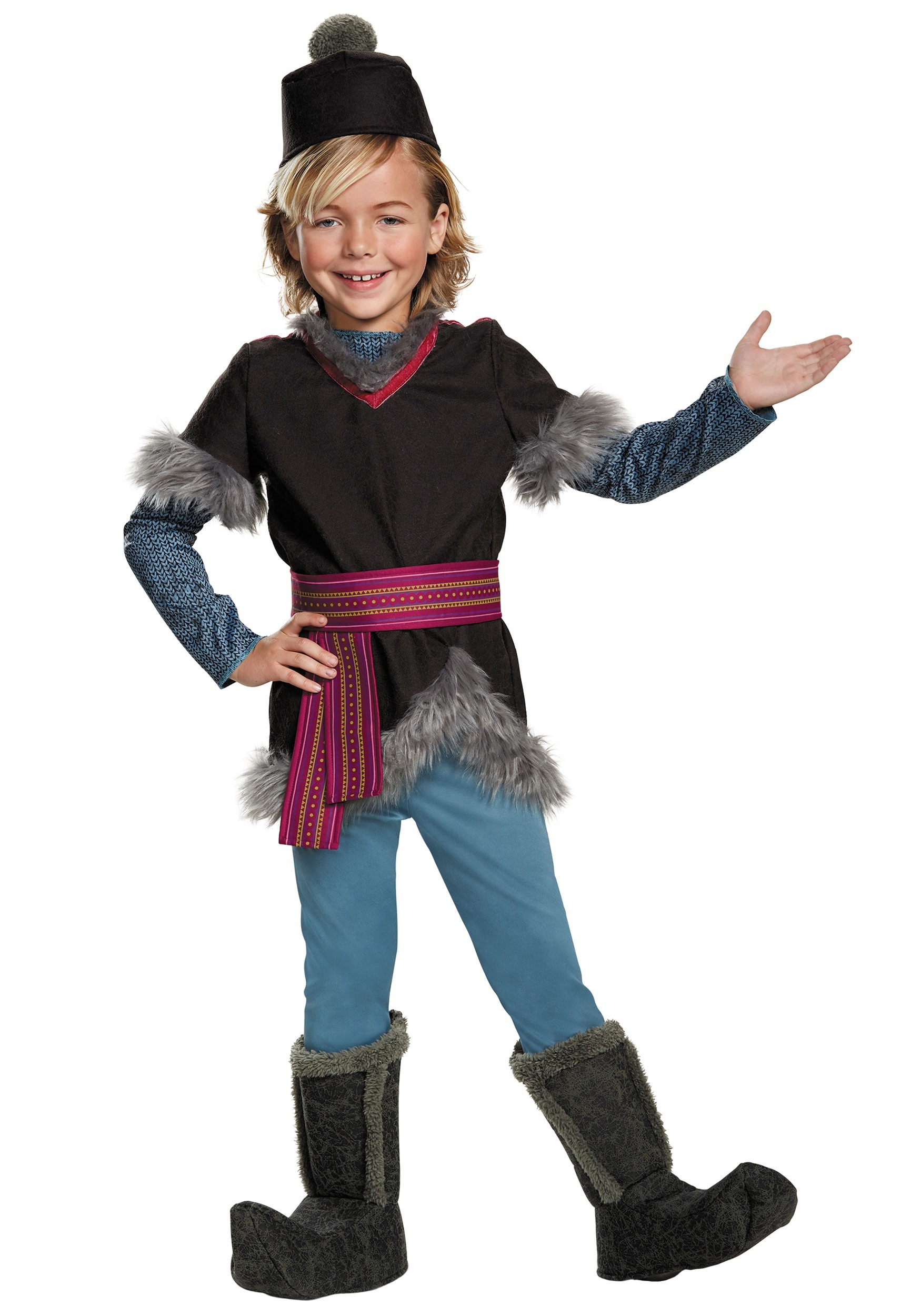 sc 1 st  Halloween Costumes & Frozen Kristoff Deluxe Child Costume