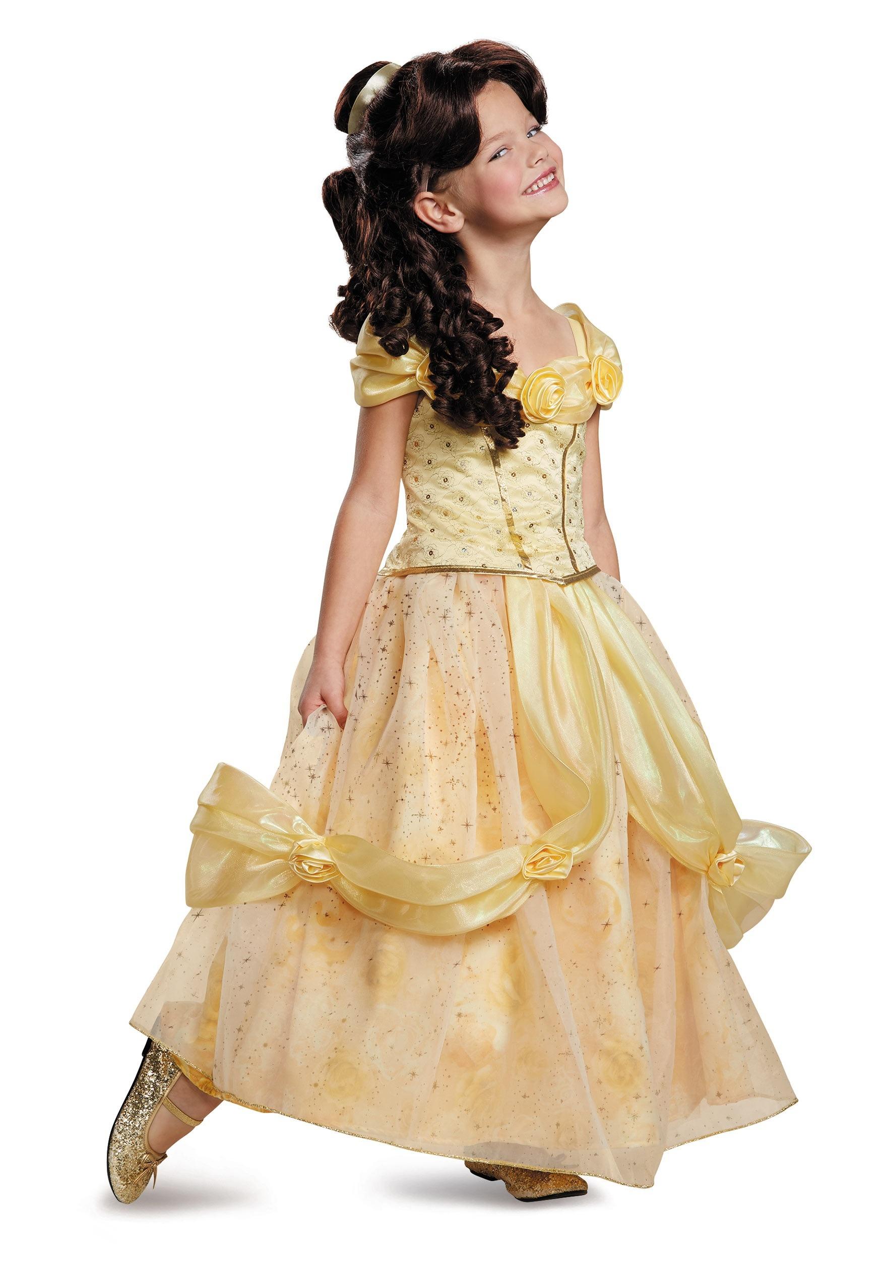 Child Ultra Prestige Belle Costume