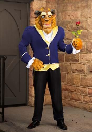 Adult Beast Ultra Prestige Costume-2