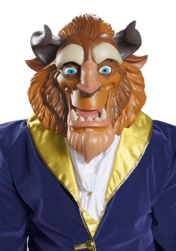 Click Here to buy Adult Beast Mask from HalloweenCostumes, CDN Funds