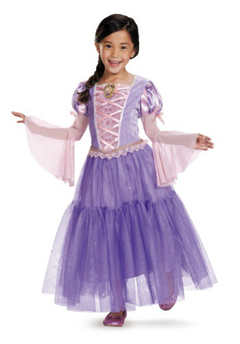 Child Deluxe Rapunzel Costume