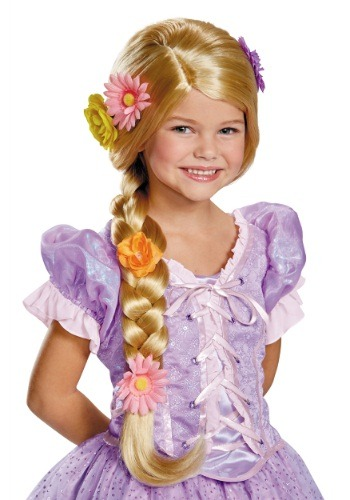 Child Prestige Rapunzel Wig DI98528