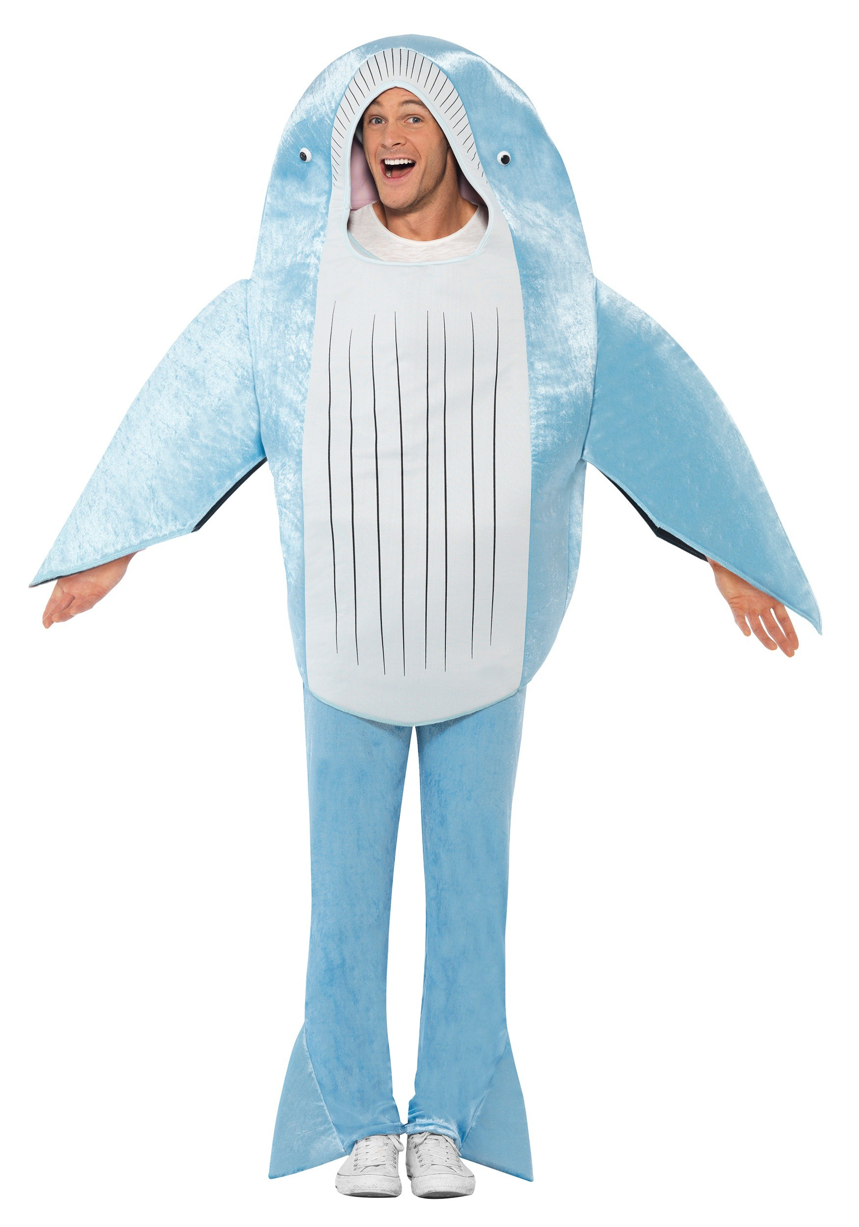 Deluxe Blue Whale Costume  sc 1 st  Halloween Costumes : sea creature halloween costumes  - Germanpascual.Com