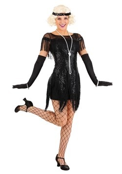Women's Foxtrot Flirt Costume updated