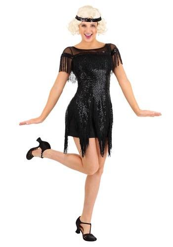 Foxtrot Flirt Costume For Women