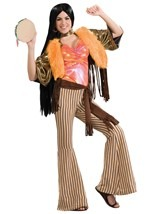 Womens 60s Singer Costume