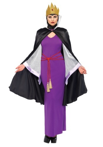 Click Here to buy Womens Deadly Dark Queen Costume from HalloweenCostumes, CDN Funds