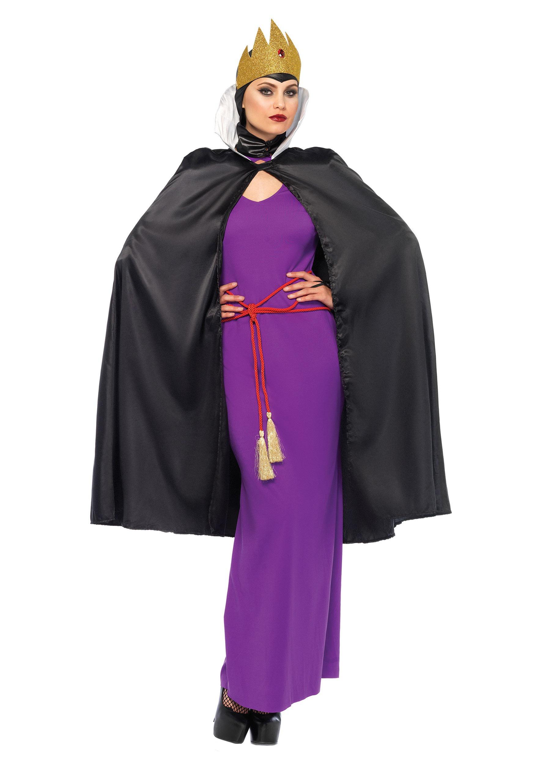 sc 1 st  Halloween Costumes & Womenu0027s Deadly Dark Queen Costume