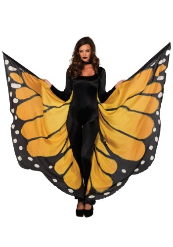 Womens Monarch Butterfly Wings