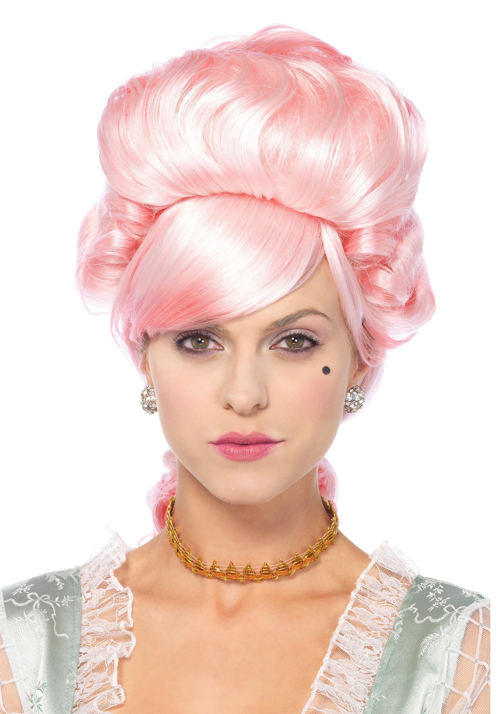 Pastel Marie Antoinette Wig LEA2776