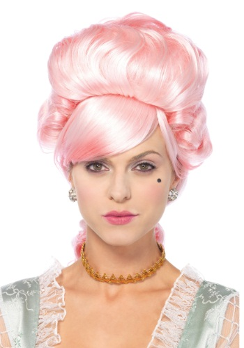 Click Here to buy Pastel Marie Antoinette Wig from HalloweenCostumes, CDN Funds