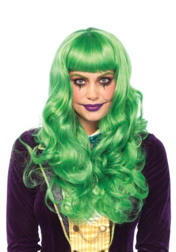 Click Here to buy Misfit Long Wavy Wig from HalloweenCostumes, CDN Funds