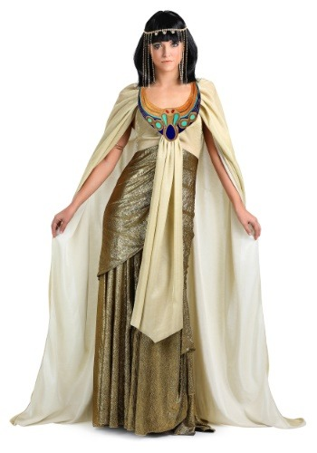 Golden Cleopatra Costume for Women