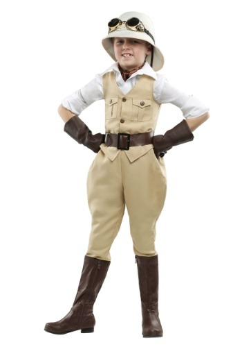 Click Here to buy Safari Hunter Boys Costume from HalloweenCostumes, USA Funds & Shipping