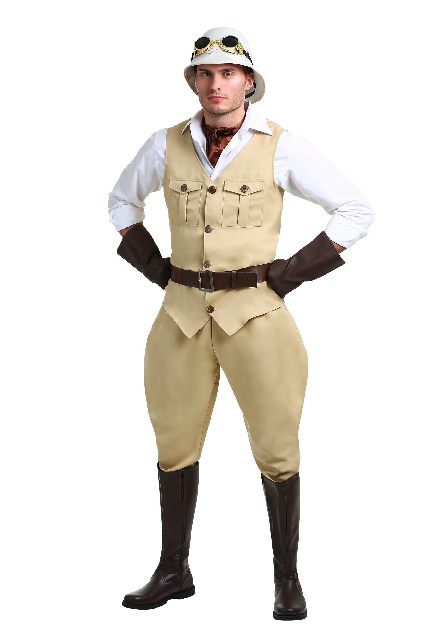 Adult frontier costume
