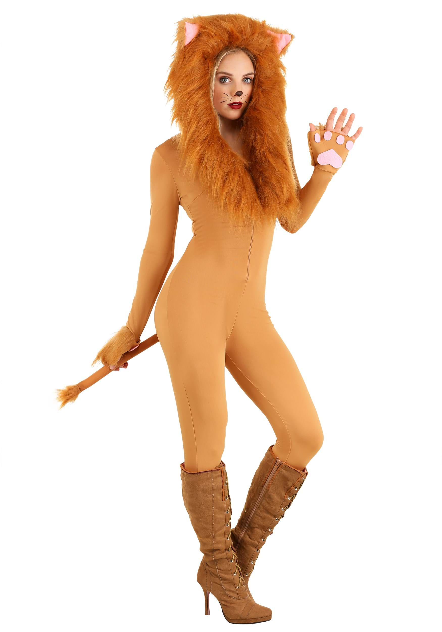 Sexy lion costumes