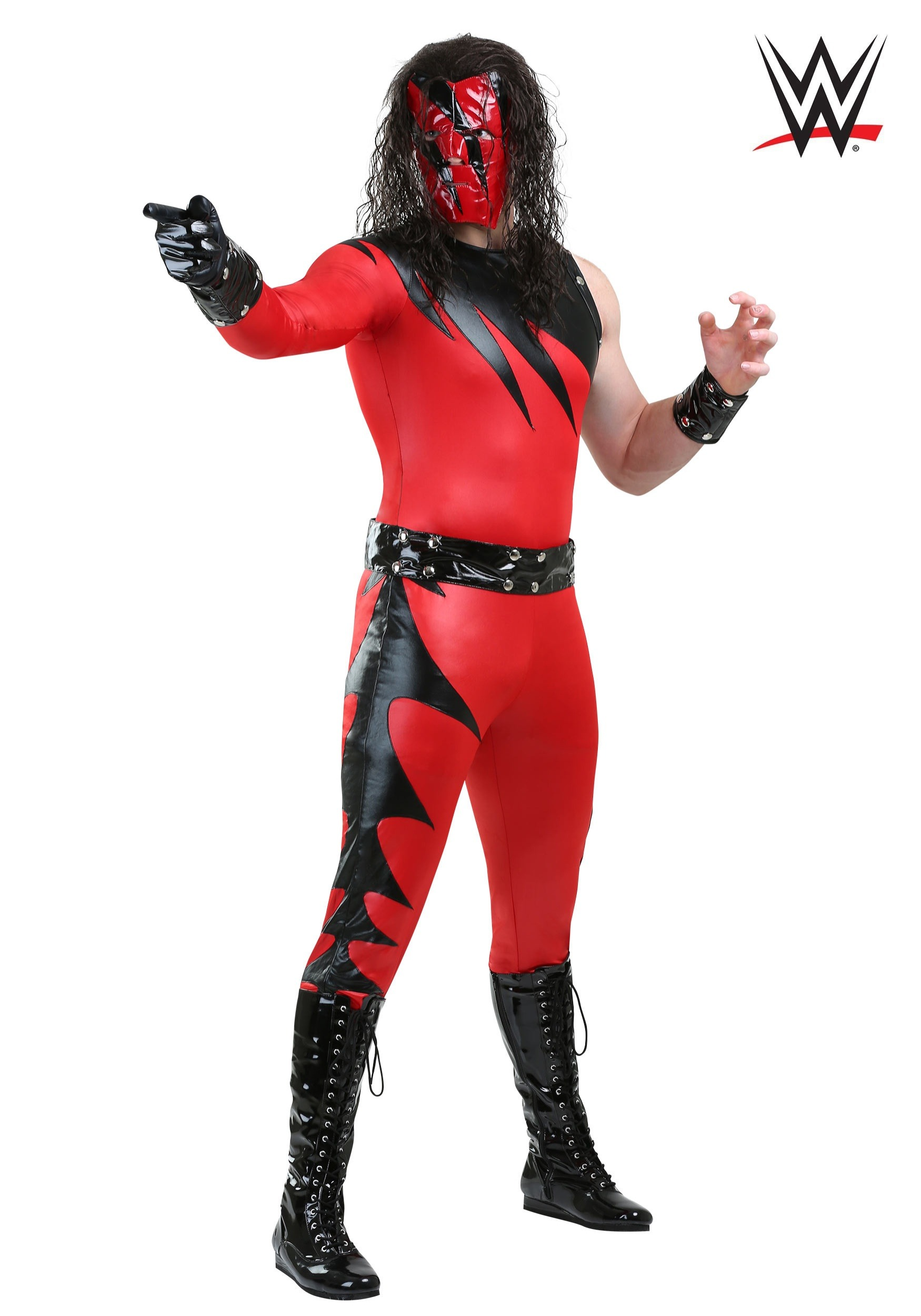 WWE Kane Mens Costume  sc 1 st  Halloween Costumes & Mens Halloween Costumes - HalloweenCostumes.com