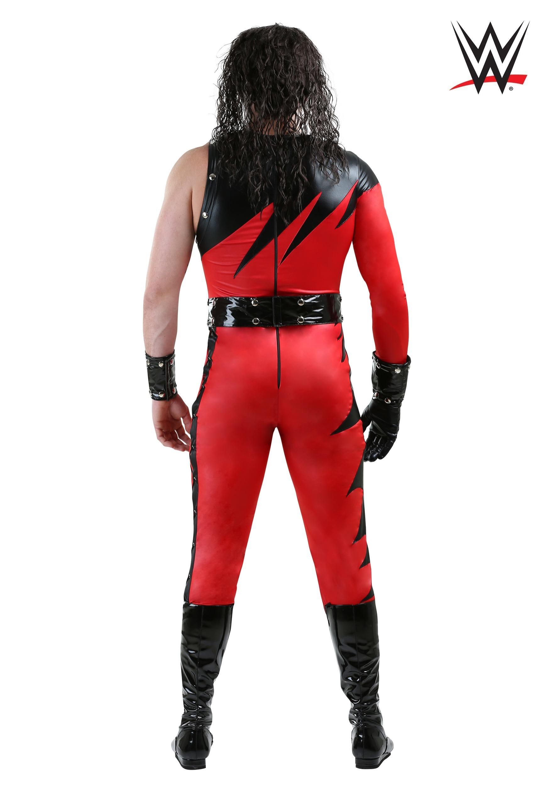 wwe kane plus size costume for men 2x 3x