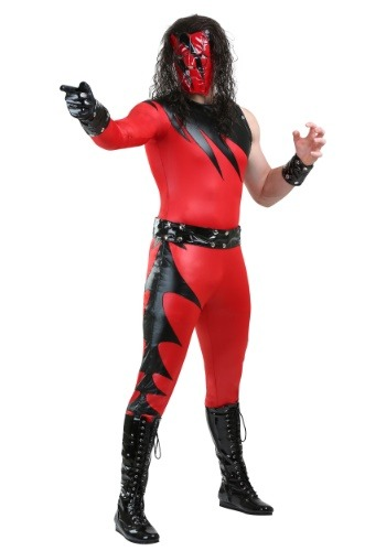 WWE Kane Plus Size Men's Costume FUN6301PL