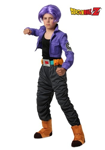 Dragon Ball Z Trunks Costume for
