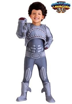 Sharkboy Toddler Costume