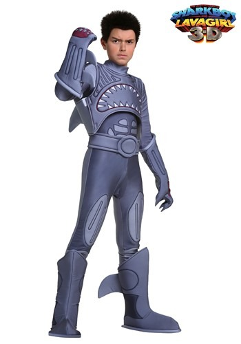 Sharkboy Boys Costume