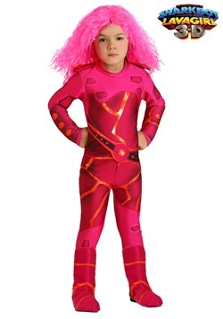 Lavagirl Toddler Costume update